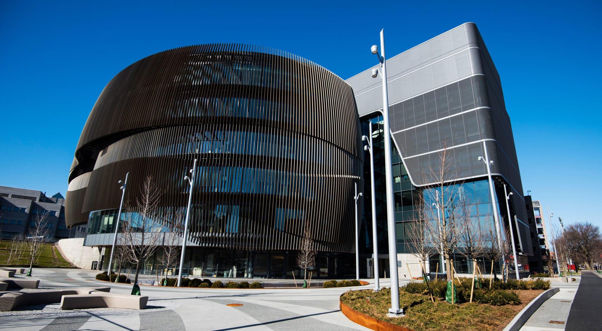 ISEC building